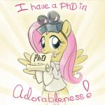 blue_eyes english_text eyewear female fluttershy_(mlp) friendship_is_magic goggles looking_at_viewer my_little_pony solo text  Rating: Safe Score: 14 User: Juni221 Date: July 23, 2015
