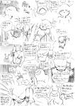 2007 alien angry blood blush claws comic dialogue earthbound_(series) embarrassed female forced giygas japanese japanese_text male manga mook morphine_(artist) navel nintendo screaming sleeping smile sweat tentacles text translated video_gamesRating: QuestionableScore: 0User: will2youzDate: March 28, 2019