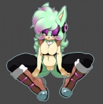 argento boots breasts hair headphones hedgehog mammal multi-colored_hair pussy sonicboom53 thick_thighs   Rating: Explicit  Score: 2  User: ukomo89  Date: April 18, 2014