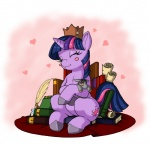 2014 blush book crown cute doll equine feathers female feral friendship_is_magic horn longinius loose_feather mammal my_little_pony quill scroll sitting smartypants_(mlp) smile solo twilight_sparkle_(mlp) unicorn  Rating: Safe Score: 13 User: Robinebra Date: May 07, 2014