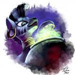 2015 blue_eyes cauldron equine female friendship_is_magic gold_(metal) horseshoe mammal mohawk my_little_pony neck_rings piercing portrait solo tsitra360 zebra zecora_(mlp)  Rating: Safe Score: 2 User: 2DUK Date: August 31, 2015