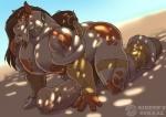 animal_genitalia anthro butt equine erection gideon gideon's_corral horse horsecock hyper hyper_penis male mammal muscles nude pecs penis solo vein   Rating: Explicit  Score: 15  User: Khrompic  Date: February 19, 2015
