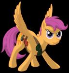 2015 cutie_mark dynamite equine explosives feathered_wings feathers female feral friendship_is_magic fur grenade hair hi_res mammal my_little_pony nebulastar985 pegasus purple_eyes purple_hair scootaloo_(mlp) solo wings  Rating: Safe Score: 6 User: SlayerBVC Date: May 20, 2015