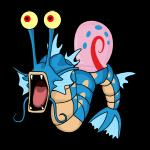 ambiguous_gender feral fusion gary_(spongebob_squarepants) gastropod gyarados nintendo open_mouth pokémon red_eyes snail solo spongebob_squarepants teeth unknown_artist video_games what what_has_science_done  Rating: Safe Score: 15 User: DeltaFlame Date: December 03, 2014