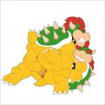 3_toes aged_up anal anal_penetration anthro anus backsack balls border bowser bowser_jr. butt claws clenched_teeth duo erection eyes_closed father father_and_son flat_colors hair incest jerseydevil koopa legs_up lying male male/male mario_bros missionary_position nintendo nude on_back parent paws penetration penis perineum plain_background red_hair scalie sex soles son spikes straining teeth toe_claws toes video_games white_background yellow_scales  Rating: Explicit Score: 13 User: Circeus Date: June 14, 2015""