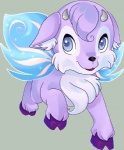 ambiguous_gender cute fairy feral hooves horn ixi neopets solo wings   Rating: Safe  Score: 2  User: RoboMusket  Date: March 27, 2013