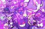 aipom ambiguous_gender arthropod balloon bat blonde_hair cat crobat delcatty drifblim drifloon eeveelution espeon feline fur gastly geegeet genesect gengar ghost goth gothita gothitelle grimer group hair haunter insect jynx mammal mismagius monkey moth muk nintendo pokémon primate purple_body purple_eyes purple_fur purple_skin purrloin sableye slime smoochum spirit spiritomb starmie venomoth venonat video_games   Rating: Safe  Score: 3  User: DeltaFlame  Date: February 15, 2015