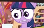 angry big_eyes equine eyelashes feathers female flower friendship_is_magic fur hair horn library loose_feather low_res mammal multicolored_hair my_little_pony plant purple_eyes purple_fur purple_hair quill screencap solo twilight_sparkle_(mlp) two_tone_hair unicorn unknown_artist  Rating: Safe Score: 24 User: masterwave Date: November 12, 2012