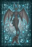 2014 anthro anthrofied black_scales blue_hair blue_nipples blue_scales breasts claws crossgender digital_media_(artwork) dragon female green_eyes hair how_to_train_your_dragon long_hair looking_at_viewer night_fury nipples nude pussy raptor007 scalie slit_pupils smile solo wings yellow_sclera  Rating: Explicit Score: 11 User: GameManiac Date: March 26, 2015""