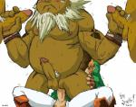 anal darunia erection goron group group_sex hair link male male/male nintendo orgy penis pubes sex sheik! sweat the_legend_of_zelda video_games white_hair   Rating: Explicit  Score: 2  User: jm73  Date: May 22, 2015