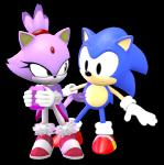 anthro black_eyes blaze_the_cat cat clothing duo feline female footwear gloves hedgehog male mammal shoes sol_emerald sonic_(series) sonic_the_hedgehog   Rating: Safe  Score: 0  User: Rad_Dudesman  Date: September 03, 2014