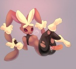 anthro black_sclera breasts cum disembodied_penis duo female human interspecies joltik_(artist) lopunny male mammal mega_evolution mega_lopunny nintendo penis pokémon poképhilia red_eyes sex small_breasts solo_focus vaginal video_games   Rating: Explicit  Score: 23  User: Juni221  Date: August 08, 2014