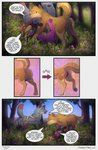 absurd_res adelar_elric all_fours anatomically_correct anatomically_correct_genitalia anatomically_correct_pussy animal_genitalia animal_penis animal_pussy anus arctic_wolf asonix balls butt canid canine canine_penis canine_pussy canis clothed clothing comic costume day detailed_background dialogue domestic_dog english_text erection female feral feral_on_feral flower forest fur gender_transformation genitals german_shepherd grass group group_sex herding_dog hi_res husky kaerf_(kaerfflow) lying magic male male/female mammal mtf_transformation multiple_scenes nordic_sled_dog on_back open_mouth outside pastoral_dog penis plant pussy quadruped sage_(kaerfflow) sex sky smile speech_bubble spitz superhero superhero_costume superpowers text threesome transformation tree twisted_fate wolf