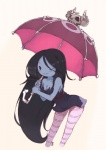 adventure_time black_hair cleavage clothed clothing fangs female hair humanoid looking_at_viewer marceline not_furry one_eye_closed solo torn_clothing umbrella unknown_artist vampire wink   Rating: Safe  Score: 13  User: Juni221  Date: March 02, 2015