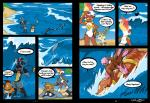 beach behindtg canine comic dialogue eeveelution english_text female fire floatzel infernape jackal leafeon looking_back lopunny lucario luvdisc male mammal nintendo outside pokémon raichu seaside shiny_pokémon staryu text video_games water webcomic   Rating: Safe  Score: 12  User: UNBERIEVABRE!  Date: January 26, 2014
