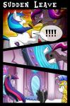 2015 changeling comic english_text equine female feral friendship_is_magic horn male mammal my_little_pony princess_cadance_(mlp) queen_chrysalis_(mlp) royal_guard_(mlp) shining_armor_(mlp) text twilight_sparkle_(mlp) unicorn vavacung winged_unicorn wings  Rating: Safe Score: 2 User: Robinebra Date: July 29, 2015