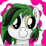 ambiguous_gender equine fan_character headshot_portrait horse icon mammal my_little_pony pony portrait smudge_proof solo trance_sequence   Rating: Safe  Score: -1  User: Smudge_Proof  Date: August 10, 2014