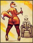 anthro barefoot big_butt breasts butt canid canine clothing duo fantastic_mr._fox female fishnet footwear fox high_heels husband larger_female legwear looking_back male male/female mammal mr._fox mrs._fox nude paintbrush shoes side_boob sitting size_difference sligarthetiger smaller_male smile stockings wifeRating: QuestionableScore: 86User: Huck_DuntDate: November 10, 2014