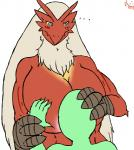 ... 2015 ambiguous_gender anonymous anthro beak big_breasts blaziken blue_eyes breast_suck breasts digital_media_(artwork) duo feathers female female/ambiguous human mammal nintendo pokémon red_feathers sex simple_background sucking trigoat_(artist) video_games white_background yellow_sclera  Rating: Questionable Score: 6 User: SwiperTheFox Date: January 01, 2016