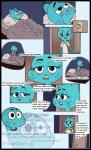 anthro cat caught comic duo feline female gumball_watterson humor male mammal masturbation mejicanomakessmut milf model_sheet mother nicole_watterson parent parody son text the_amazing_world_of_gumball trauma   Rating: Questionable  Score: 13  User: MejicanoMakesSmut  Date: January 27, 2015