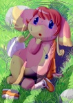 audino blue_eyes blush clothing edmol female feral nintendo outside pokémon shaking sweat transformation trembling video_games  Rating: Safe Score: 7 User: Neitsuke Date: June 07, 2013