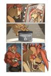 anthro bulge comic feline furious lion male mammal muscular pridestar_(furious)  Rating: Safe Score: 1 User: Vinea Date: November 05, 2015