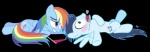 2015 alpha_channel blue_feathers blue_fur dm29 duo equine feathers female feral friendship_is_magic fur hair male mammal multicolored_hair multicolored_tail my_little_pony pegasus rainbow_dash_(mlp) rainbow_fur rainbow_hair rainbow_tail soarin_(mlp) wings wonderbolts_(mlp)  Rating: Safe Score: 7 User: Robinebra Date: August 04, 2015
