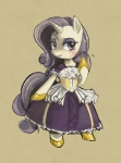 2013 anthro anthrofied blush clothed clothing dress equine eyeshadow female footwear friendship_is_magic fur hair horn looking_at_viewer makeup mammal my_little_pony purple_eyes purple_hair rarity_(mlp) shoes simple_background smile solo unicorn white_fur yellow_background yottabytes  Rating: Safe Score: 5 User: mlp Date: June 06, 2013