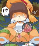 anthro bear blush brown_fur brown_hair crepix cum female fur hair internal kemono mammal open_mouth penetration pussy shocked solo tentacle_sex tentacles young   Rating: Explicit  Score: 3  User: KemonoLover96  Date: April 29, 2015