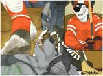 canine clothing comic digital_media_(artwork) dog duo foot_fetish foot_lick helmet hockey hockey_stick husky jwolfsky legwear licking male male/male mammal saliva shirt sniffing socks sweat tank_top tongue tongue_out  Rating: Questionable Score: 6 User: MeatyLoaf Date: October 28, 2015