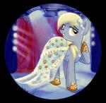 accessories adlynh derpy_hooves_(mlp) dress equine female food friendship_is_magic fur grey_fur mammal muffin my_little_pony pegasus solo stage wings   Rating: Safe  Score: 6  User: nom123  Date: March 08, 2014