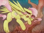 2015 absurd_res blush butt cutie_mark equine female feral fluttershy_(mlp) friendship_is_magic hair hi_res long_hair mammal my_little_pony open_mouth outside pegasus pink_hair pussy solo wings zero-sum   Rating: Explicit  Score: 27  User: lemongrab  Date: May 10, 2015
