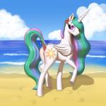 2015 absurd_res anal anal_insertion anal_penetration anatomically_correct anatomically_correct_pussy animal_genitalia beach butt caelacanthe cloud cutie_mark dock equine equine_pussy female feral flower friendship_is_magic hair hi_res horn insertion long_hair looking_at_viewer mammal multicolored_hair my_little_pony outside penetration plant princess_celestia_(mlp) pussy raised_leg seaside smile solo vein water winged_unicorn wings  Rating: Explicit Score: 21 User: lemongrab Date: July 19, 2015