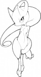 black_and_white breasts eyelashes featureless_breasts female mega_evolution mega_mewtwo mega_mewtwo_y monochrome nintendo pokémon pussy solo video_games wide_hips ɯ(_–_–_)ɯ  Rating: Explicit Score: 2 User: ROTHY Date: February 06, 2016