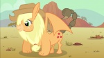 2013 adcoon applejack_(mlp) blonde_hair cowboy_hat cutie_mark donkey earth_pony equine female feral freckles friendship_is_magic fur green_eyes hair hat horse hybrid mammal manticore my_little_pony orange_fur outside pony sky solo tree what wings wood  Rating: Safe Score: 1 User: Granberia Date: February 19, 2013
