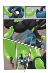 2015 comic equine friendship_is_magic goo horn horse interspecies mammal midori_gel my_little_pony nana_gel pony queen_chrysalis_(mlp) sex shiny slime tentacles  Rating: Explicit Score: 8 User: Nana_Gel Date: June 03, 2015""