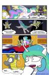 2014 blue_fur blue_hair cards comic crown cutie_mark donzatch door english_text equine floor flying friendship_is_magic fur hair helmet horn horse mammal my_little_pony polearm pony princess_celestia_(mlp) princess_luna_(mlp) royal_guard_(mlp) rug shocked spear stars table text wall white_fur winged_unicorn wings   Rating: Safe  Score: 4  User: EurynomeEclipseVII  Date: April 24, 2014