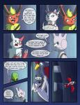 braviary brothers comic eeveelution female flareon male mienshao nintendo pokémon pokémon_(species) pokémon_mystery_dungeon racingwolf_(artist) sibling sylveon tyrogue video_games xatu zangoose