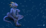 16:10 3_fingers 3_toes abstract_background anthro arès_(character) blue_background blue_body blue_theme claws darkdoomer dinosaur e621 hi_res male mascot_contest navel raptor scalie simple_background solo theropod toes tongue tongue_out wallpaper widescreen yellow_eyes  Rating: Safe Score: 16 User: darkdoomer Date: March 05, 2010