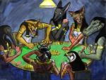 angry anubis avian bastet canine cards crocodile deity egyptian feline female horus jackal khepri male poker ra reptile scalie sekhmet sobek tessa-thornberry thoth   Rating: Safe  Score: 7  User: CatBox  Date: September 28, 2013