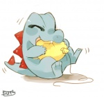 <3 ambiguous_gender animated balloon blue_body blue_skin cute feral happy nintendo pokémon red_eyes sad signature tears totodile unknown_artist unknown_artist_signature video_gamesRating: SafeScore: 20User: slyroonDate: March 11, 2013