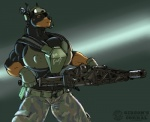 amazing amber_eyes anthro big_breasts breasts canine clothing digital_media_(artwork) doberman dobie dog earpiece explosives eyewear gideon gloves gun handgun huge_breasts hyper mammal muscular pointy_ears ranged_weapon solo weapon  Rating: Safe Score: 6 User: Haljkljavahlibrz Date: June 23, 2016