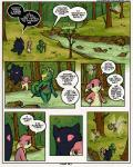 audino comic female gengar jen_(vf) kecleon male nintendo pokémon pokémon_(species) pokémon_mystery_dungeon sulfurbunny_(artist) video_games yanma