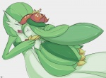 female gardevoir hug lilligant nintendo pokémon verdantviper video_games  Rating: Safe Score: 2 User: Rad_Dudesman Date: May 01, 2016