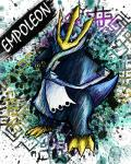ambiguous_gender empoleon farionelle feral nintendo pokémon solo standing video_games   Rating: Safe  Score: 2  User: Moulin_Rouge  Date: September 21, 2014