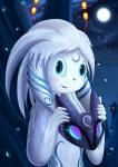 agious anthro caprine female kindred_(lol) lamb_(lol) league_of_legends mammal moon sheep video_games  Rating: Safe Score: 9 User: Agious Date: September 27, 2015