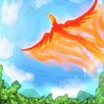 avian bird female feral flying friendship_is_magic luminaura lumineko my_little_pony philomena_(mlp) phoenix solo  Rating: Safe Score: 4 User: lumineko Date: August 04, 2015