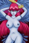 avian big_breasts breasts female hair harpy humanoid long_hair not_furry solo yu-gi-oh  Rating: Explicit Score: 1 User: stormdragon Date: June 27, 2015""