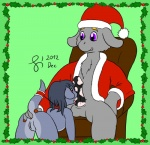 anal anus christmas collar cub donkey duo equine female fingering holidays licking male mammal mustelid oral otter penis pussy santa_claus sen-en sen_grisane tongue tongue_out whore young  Rating: Explicit Score: 5 User: SenGrisane Date: December 18, 2012""