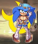 armwear bell big_breasts blush bovine breasts camel_toe cattle circlet cleavage clothed clothing cosplay cow_print crossgender cuisine elbow_gloves female footwear gloves grin hedgehog high_heels legwear lipstick makeup mammal nipple_bulge panties sailor_moon_(series) shoes smile sonic_(series) sonic_the_hedgehog stockings sweat underwear v_signRating: QuestionableScore: 6User: CuisineDate: February 18, 2018